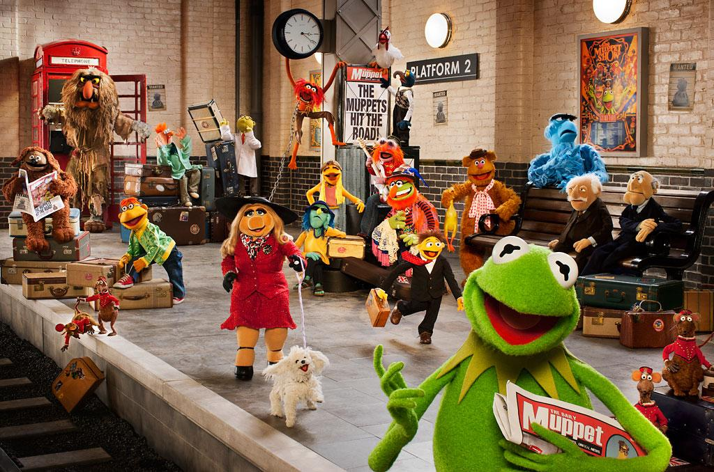 "Walt Disney Pictures' ""The Muppets... Again"" - 2014"
