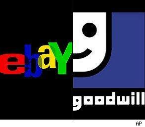 goodwill and ebay