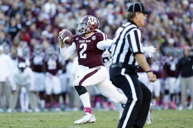 VOD: Know Johnny Manziel went to Texas A&M? You could have won $400 on Jeopardy!