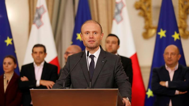 Malta MPs back PM amid growing protests over reporter's murder
