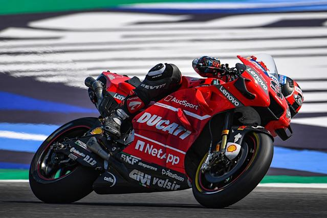 Petrucci: Test removed many performance doubts