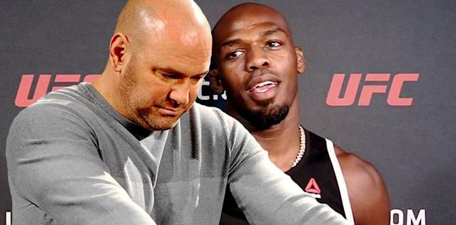 Dana White is No Longer Invested in Jon Jones