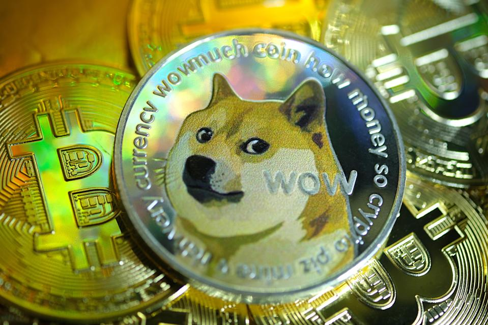 Why is Dogecoin surging today?