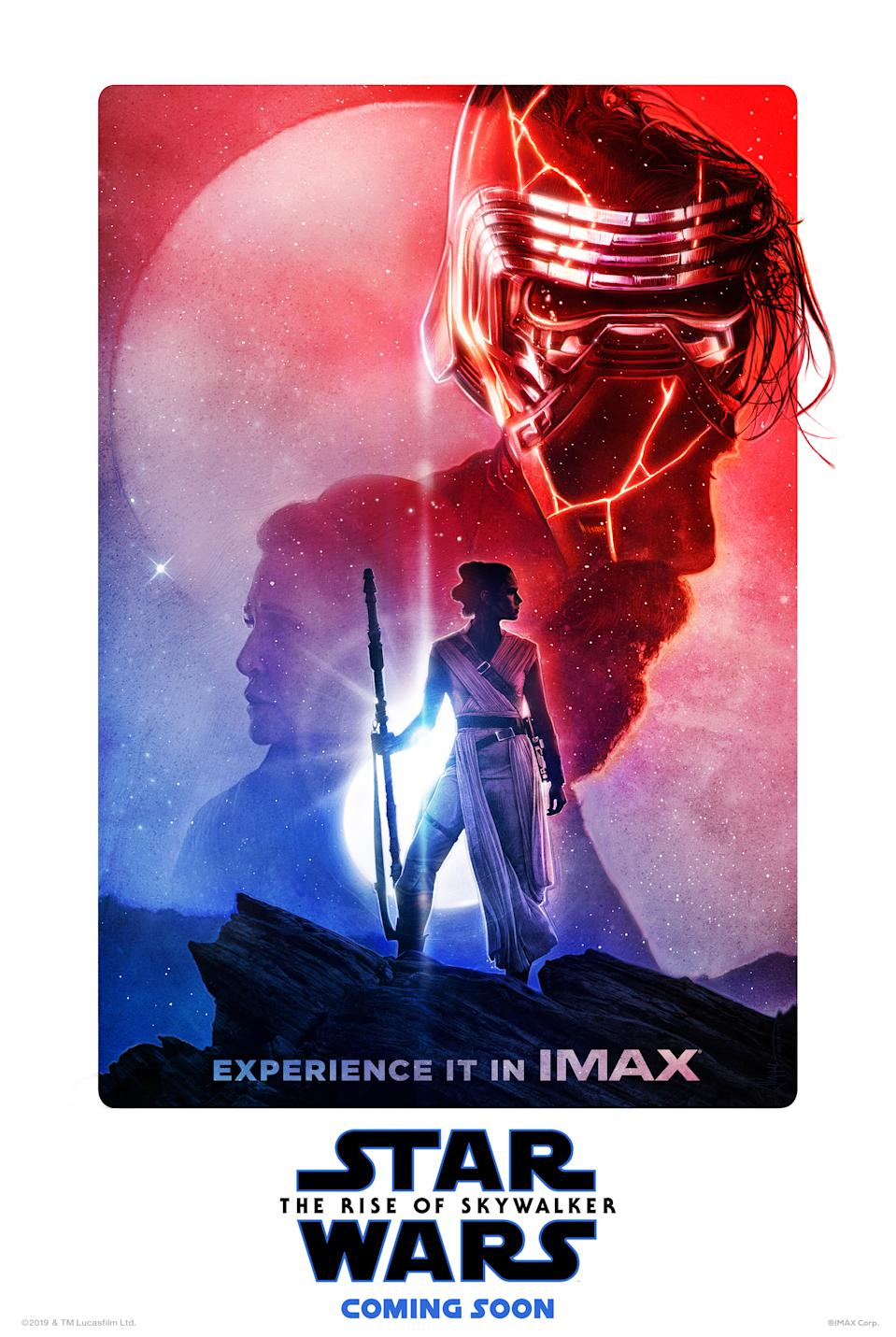 Star Wars: The Rise of Skywalker IMAX poster (IMAX)