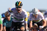 <p><strong>Who's Winning the Tour?</strong></p><p>Jumbo-Visma's Primož Roglič finished safely in the leading peloton at the end of Stage 10, defending his overall lead in the 2020 Tour de France. The Slovenian still leads INEOS Grenadiers's Egan Bernal (the defending champion) and Cofidis's Guillaume Martin by 21 and 28 seconds, respectively. Quick-Step's Sam Bennett won the stage on the Île de Ré, defeating Lotto-Soudal's Caleb Ewan and BORA-hansgrohe's Peter Sagan to take the first Tour de France stage victory of his career. The win also puts the Irishman into the green jersey as the leader of the Tour's Points Classification.</p><p><strong>Who's <em>Really</em> Winning the Tour?</strong></p><p>The Tour is essentially halfway over, and Roglič—and his Jumbo-Visma team—look pretty strong. But the Tour's top-7 riders are separated by only 44 seconds, and the race's final week is jammed with mountains. If Roglič timed his peak too soon—as he did during last year's Tour of Italy—he could fade just as his rivals ride themselves into form. </p>