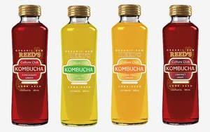 Reed's Inc. Announces the Launch of Four New Flavors of Reed's Culture Club Kombucha