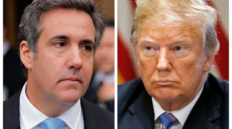 Michael Cohen Takes A Shot At Trump With A Prayer For Michelle Obama