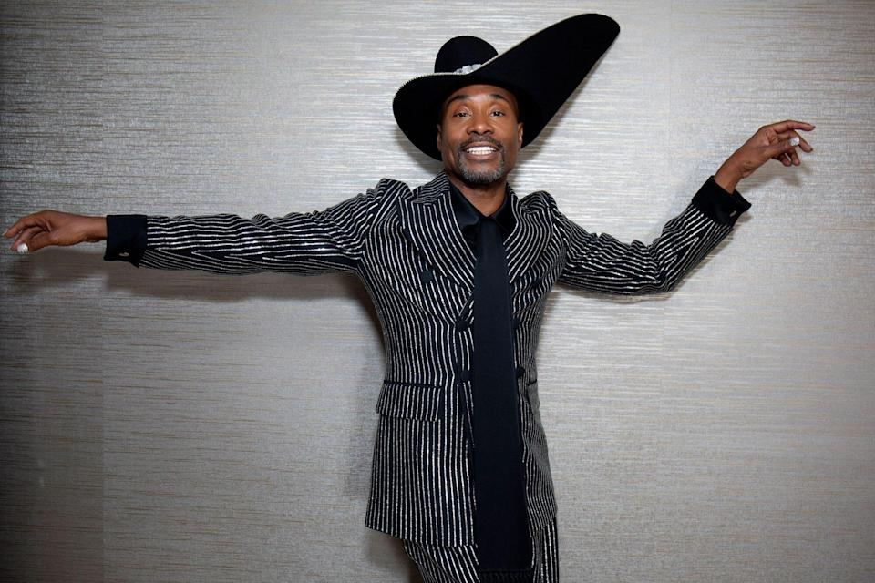Billy Porter's Biggest, Boldest, and BEST Fashion Moments