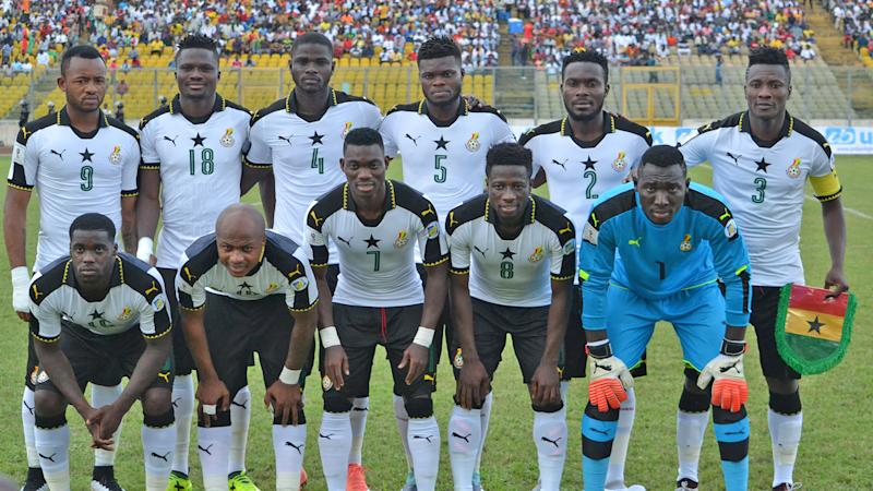 Afcon 2019 Fixtures: Ghana fixtures, results and table