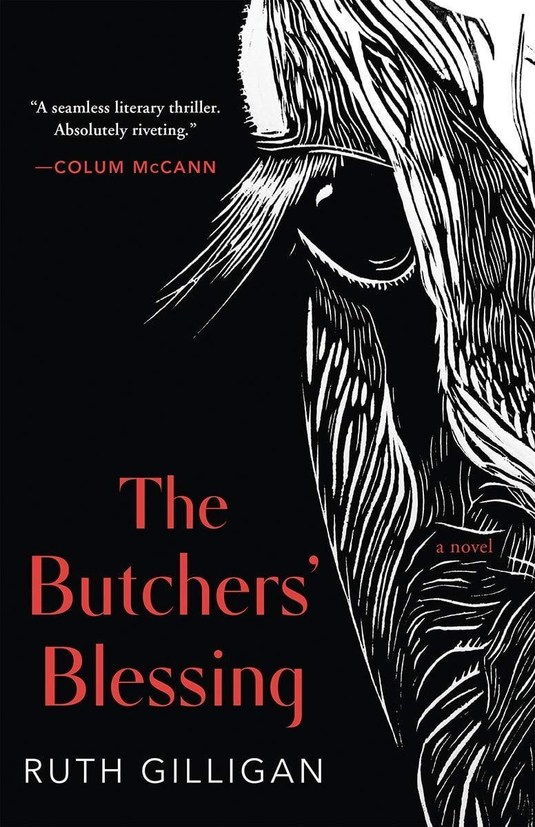 <p>Steeped in the rich history of Ireland, <span><strong>The Butchers' Blessing</strong></span> by Ruth Gilligan is a gothic thriller about the cost of keeping traditions alive. Úna's father is one of the Butchers, a group of men of who travel around Ireland's farmlands slaughtering cattle in accordance with the ancient ways. However, not everyone supports the Butchers and their archaic methods, and when a photographer captures a violent scene, the group and Úna's life will be forever changed.</p> <p><em>Out Nov. 10</em></p>