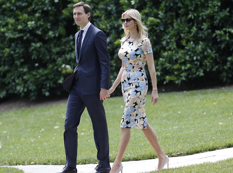 Ivanka Trump 'receives permission to fly on Sabbath' for father's trip abroad