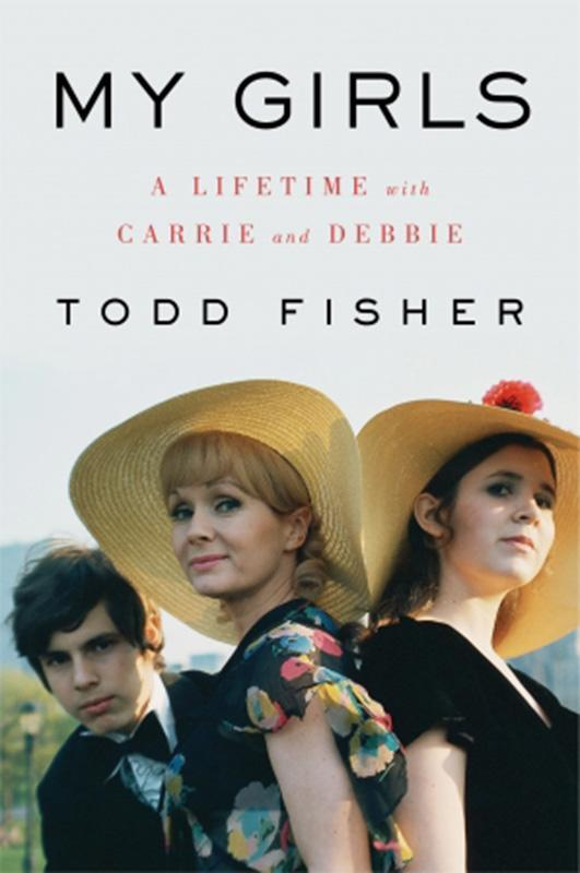 Todd Fisher's new memoir. (Photo: HarperCollins)