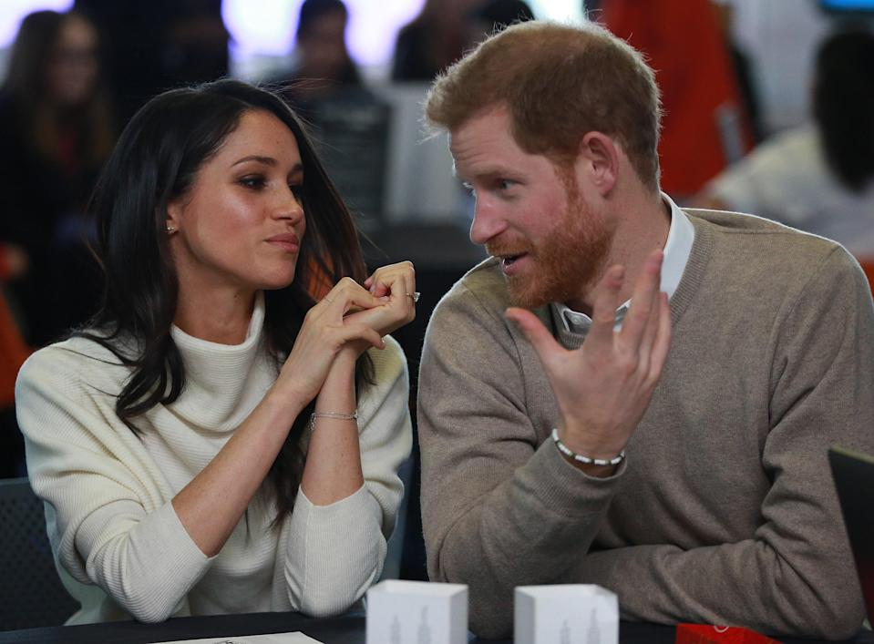 Royal expert Katie Nicholl gives an inside look at Prince Harry and Meghan Markle's relationship in an excerpt of her new book.