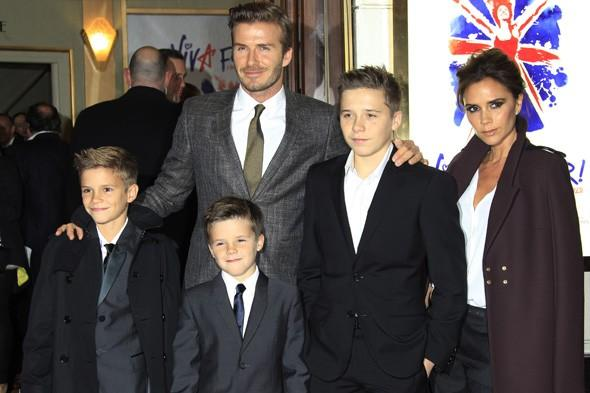David Beckham plans sightseeing holiday in Paris with family for half term break