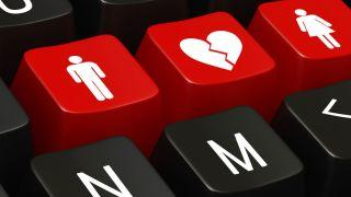 How to break up with someone you're dating online