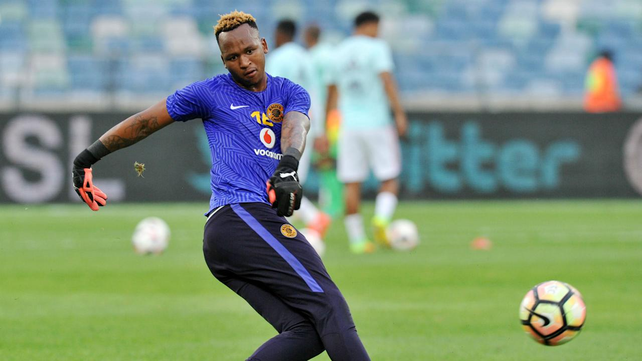 The Amakhosi shot-stopper is clearly learning from the best, and he's now set to follow in the footsteps of the likes of Itu Khune and Steven Pienaar