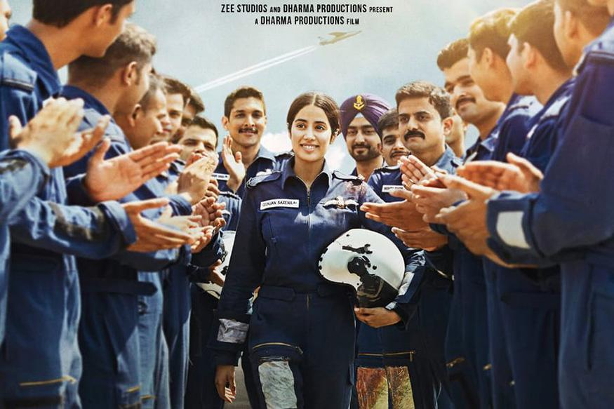 The film will see Janhvi Kapoor essay the role of Gunjan Saxena, one of the first female pilots to fly into combat. During the Kargil War, Flight Lieutenant Saxena, who was honoured with the Shaurya Vir, flew a Cheetah helicopter along with Flight Lieutenant Srividya Ranjan, into an area in North Kashmir, where Pakistani army would fire bullets and missiles at any Indian aircraft flying over the air space. The biopic, which also features Pankaj Tripathi playing Kapoor's father, will release on March 13, 2020.