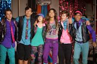 """<p><a class=""""link rapid-noclick-resp"""" href=""""https://www.popsugar.co.uk/Zendaya"""" rel=""""nofollow noopener"""" target=""""_blank"""" data-ylk=""""slk:Zendaya"""">Zendaya</a> stars in <strong>Zapped</strong>, a DCOM about a young woman who discovers a magical app on her phone that controls boys. Initially, she uses her powers to get her unruly stepbrothers under control, but it doesn't take long for romantic complications to ensue. </p> <p><a href=""""https://www.disneyplus.com/movies/zapped/1aI1dCLDlUJi"""" class=""""link rapid-noclick-resp"""" rel=""""nofollow noopener"""" target=""""_blank"""" data-ylk=""""slk:Watch Zapped on Disney+ now."""">Watch <strong>Zapped</strong> on Disney+ now.</a></p>"""