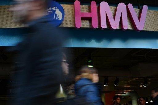 British music retailer HMV fights for survival