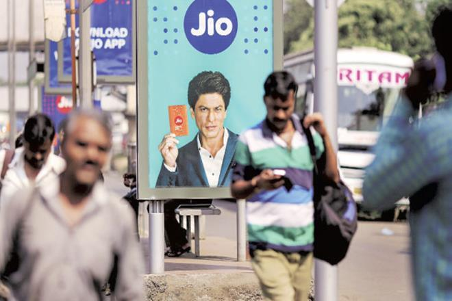 Reliance Jio accounts for 65% of 4G subscriber base, with JioPhone accounting for 12% of this base.
