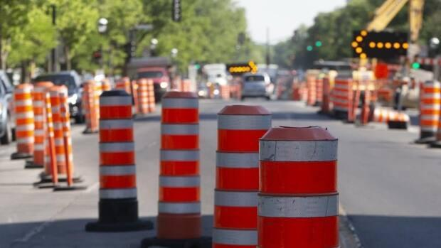 This summer, orange cones will be the norm on streets, boulevards and highways in around Montreal.