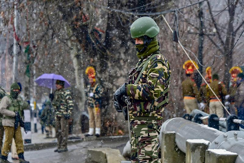 Indian Army Had a Special Message for Jawan Who Missed Wedding Due to Snowfall in Kashmir