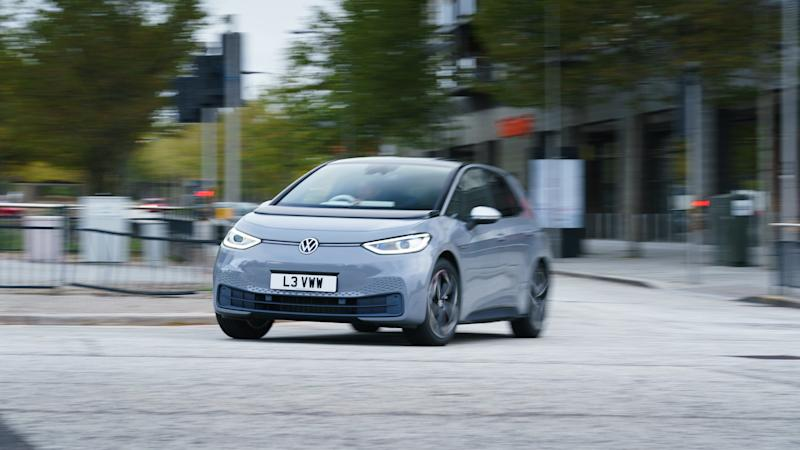Electrified registrations overtake diesel in Europe for first time