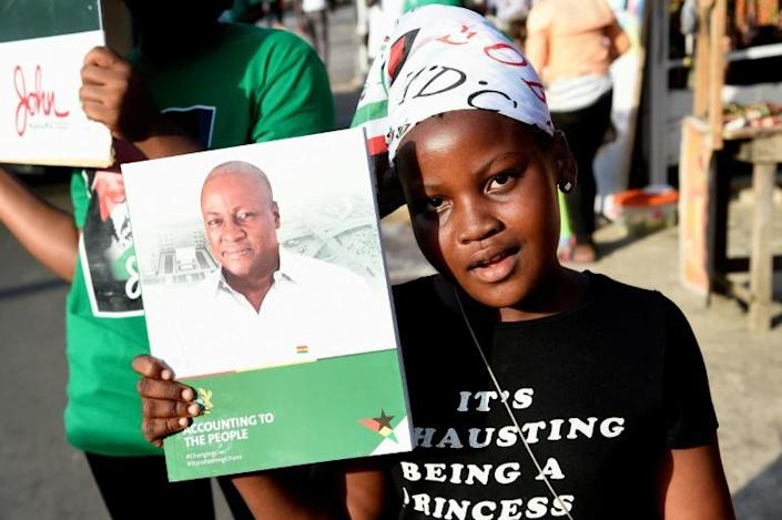 """JM"", as he is referred to affectionately by his supporters, has campaigned hard"