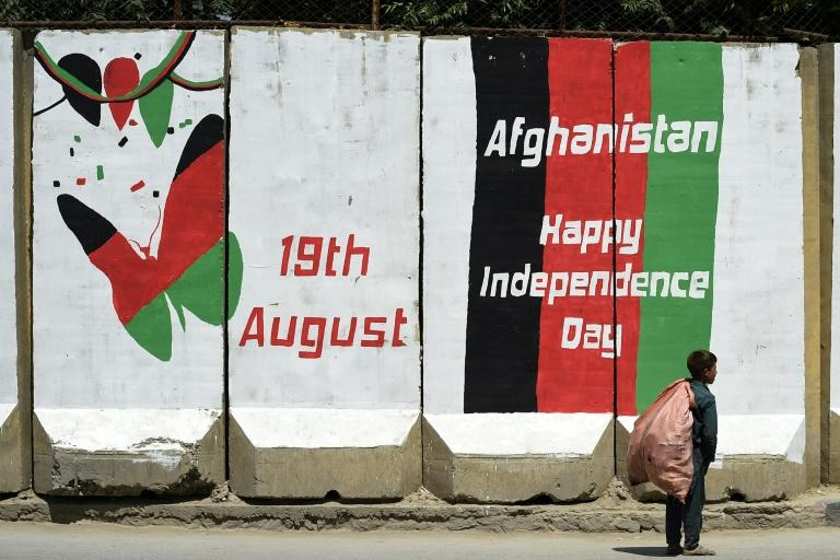 This year's August 19 celebrations mark 100 years of Afghan independence from British influence