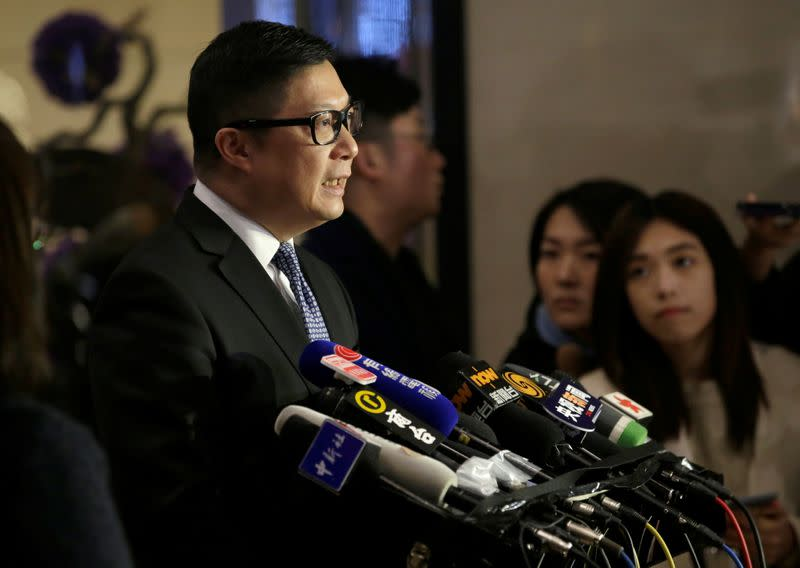 Hong Kong police chief promises flexibility ahead of rally