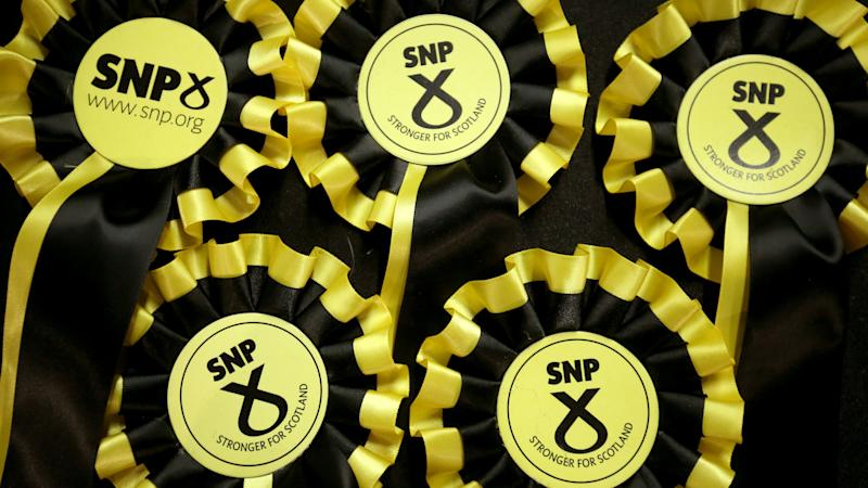SNP candidate slams anti-Semitism after leaflet defaced with Nazi symbols