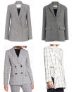 """<p>While we love that Meghan is supporting her friend, if you're looking to mimic her look with an Australian design, there are plenty of styles on the market. Left to right we have a <a rel=""""nofollow noopener"""" href=""""https://www.camillaandmarc.com/ackley-double-breasted-jacket-harvey-check.html"""" target=""""_blank"""" data-ylk=""""slk:Camilla and Marc"""" class=""""link rapid-noclick-resp"""">Camilla and Marc</a> number for $850, a <a rel=""""nofollow noopener"""" href=""""https://www.zimmermannwear.com/readytowear/clothing/jackets-coats/unbridled-relaxed-blazer-grey-check.html"""" target=""""_blank"""" data-ylk=""""slk:Zimmerman"""" class=""""link rapid-noclick-resp"""">Zimmerman</a> jacket for $1,250, a <a rel=""""nofollow noopener"""" href=""""https://www.cue.cc/Shop/Product/Highlight-Check-Double-Breasted-Jacket-T40046-S18/338677"""" target=""""_blank"""" data-ylk=""""slk:Cue"""" class=""""link rapid-noclick-resp"""">Cue</a> blazer for $212, and a <a rel=""""nofollow noopener"""" href=""""https://shop.tonimaticevski.com/shop/shop-styles/jackets/defiance-blazer-grid"""" target=""""_blank"""" data-ylk=""""slk:Toni Maticevski"""" class=""""link rapid-noclick-resp"""">Toni Maticevski</a> design for $1,900. </p>"""