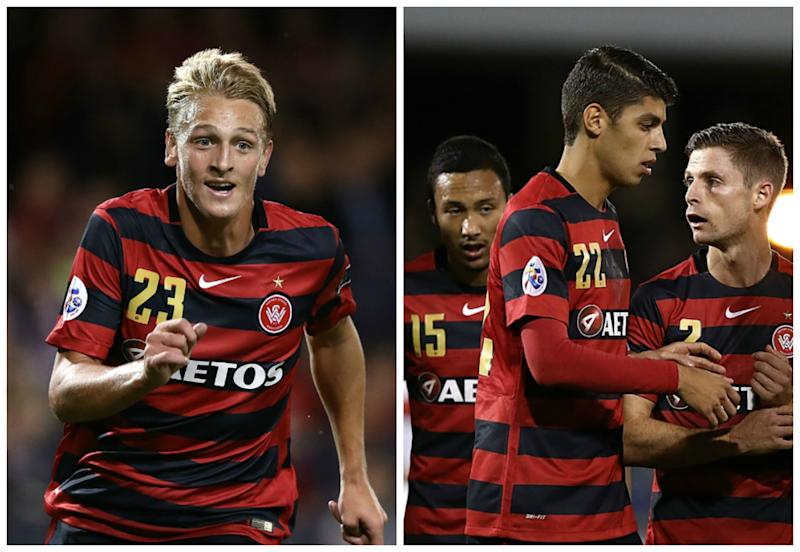 Wanderers' youngsters developing quickly in ACL - Popovic