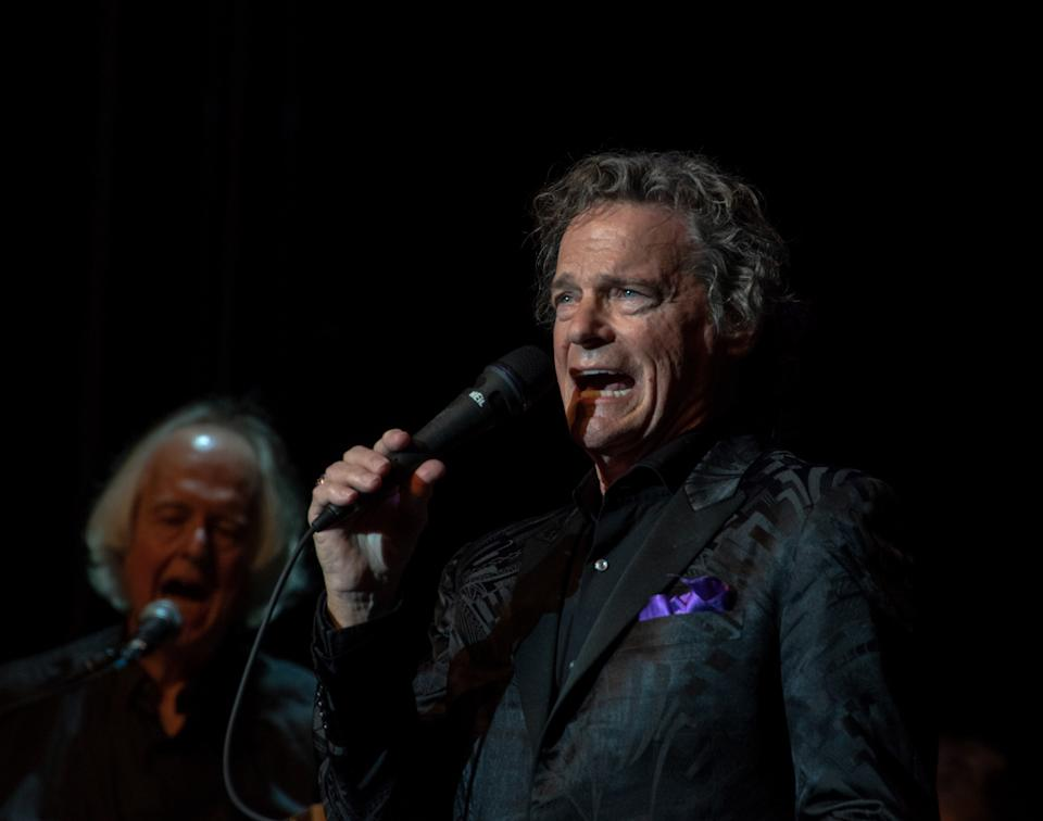 BJ Thomas a five-time Grammy recipient performs some of his legendary songs including
