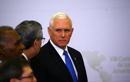 NAFTA deal close, Pence tells reporters