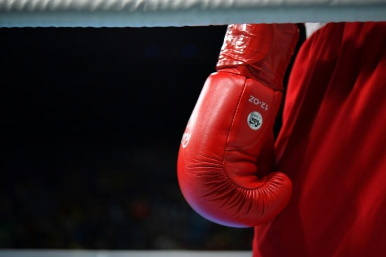 European Olympic boxing qualifiers in London have been suspended