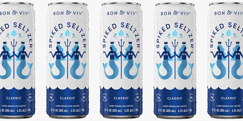 Photo credit: BON & VIV Spiked Seltzer