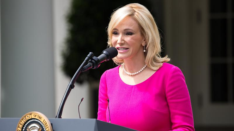 Trump Spiritual Advisor Wants You To Send Her Up To 1 Month's Pay Or Face 'Consequences'