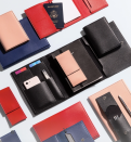 """<p>poketo.com</p><p><strong>$42.00</strong></p><p><a href=""""https://www.poketo.com/collections/wallets-cases/products/medium-minimalist-folio-v2-in-blush?variant=29192064565300"""" rel=""""nofollow noopener"""" target=""""_blank"""" data-ylk=""""slk:BUY NOW"""" class=""""link rapid-noclick-resp"""">BUY NOW</a></p><p>You never know when you'll endure a burst of wind or it'll start raining out of nowhere. Davis recommends making sure your supplies are easy to carry inside and outside. """"Remember it can get windy outside, so papers should be in folders and weighted down so things don't fly away,"""" she says. This sleek organizer from Poketo can help you out with that. It can fit an iPad mini, notebook, cards, pens, a phone, and more.</p>"""