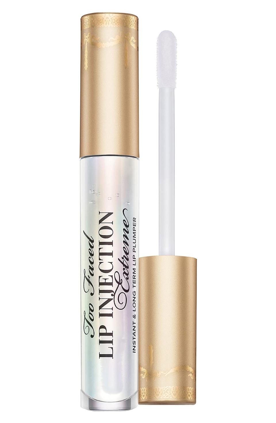 Lip Injection Extreme Lip Plumper by Too Faced is on sale at Nordstrom, from $14 (originally $16).