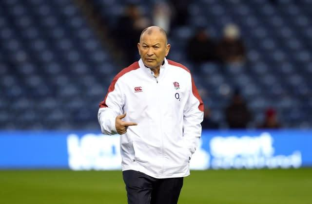 England head coach Eddie Jones could be taking a pay cut (Andrew Milligan/PA)