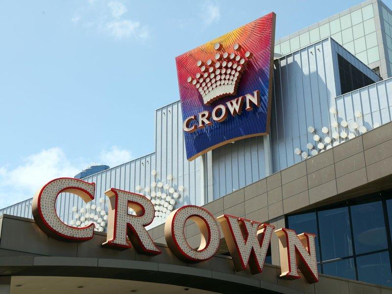Crown puts 25% limit on Echo stake