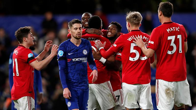 Chelsea - Manchester United 0-2, les Red Devils surprennent les Blues