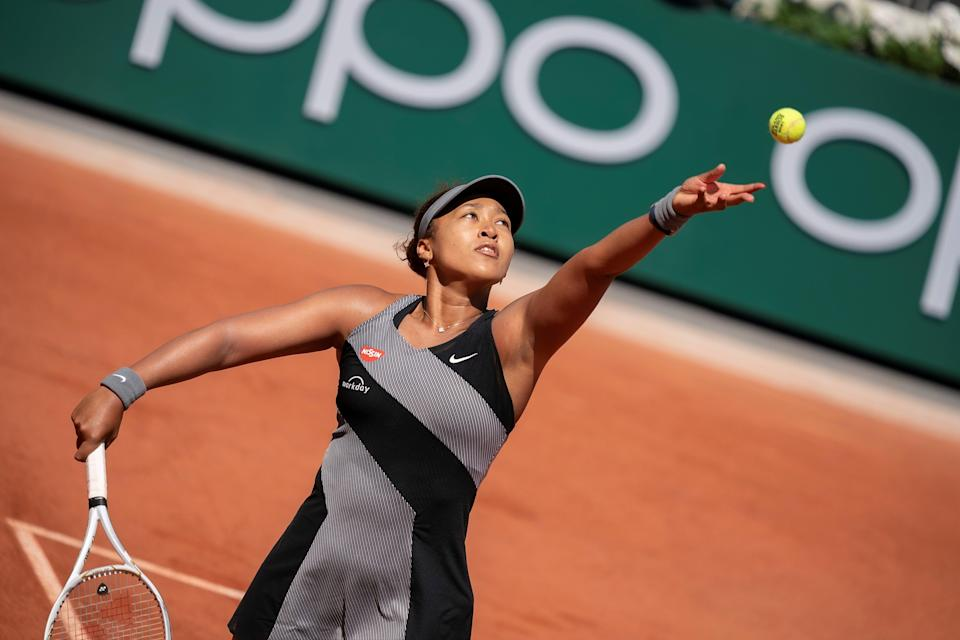 Naomi Osaka withdrew from the French Open in May to protect her mental health (USA TODAY Sports)
