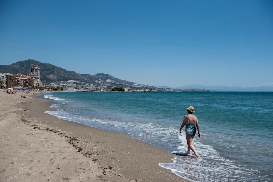 2022 holidays in Spain look popular (Getty Images)