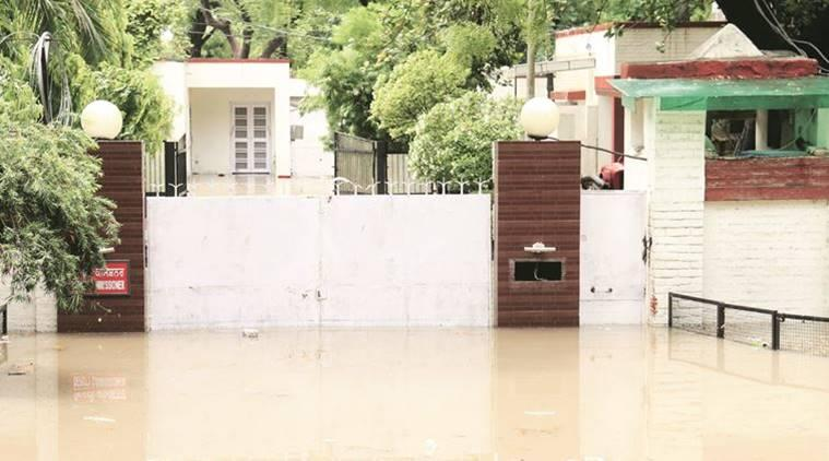 Bathinda: City grapples with submerged roads, poor drainage; 37 cows dead