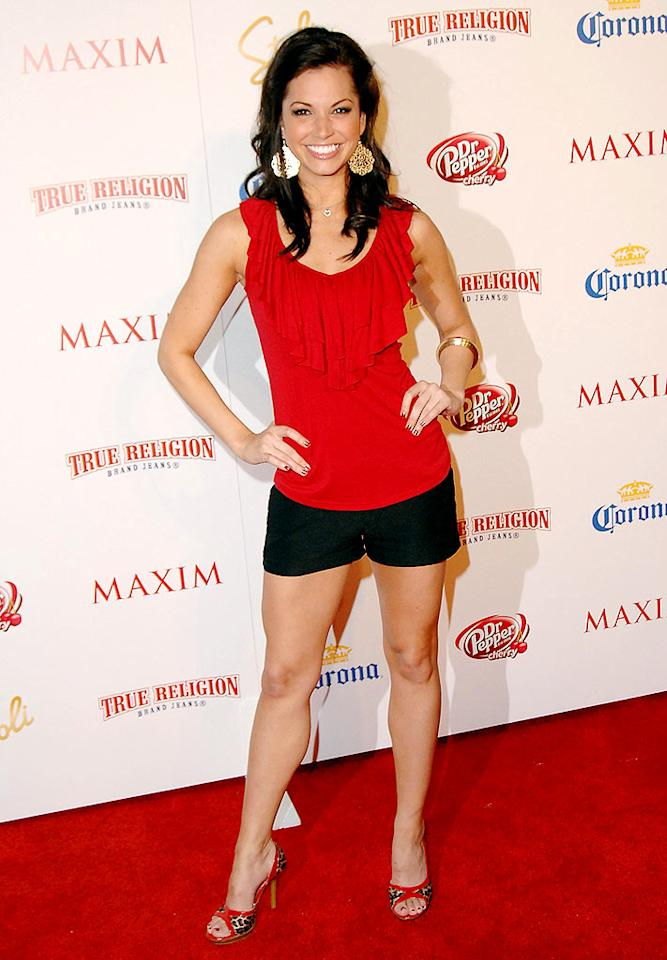 """Melissa Rycroft was an unknown a year ago, but thanks to a very public breakup and her dancing skills, the former cheerleader debuted at no. 99. Jon Kopaloff/<a href=""""http://www.filmmagic.com/"""" target=""""new"""">FilmMagic.com</a> - May 13, 2009"""