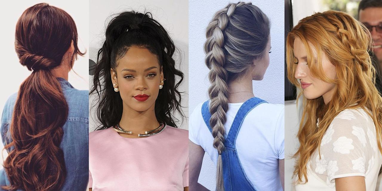 <p>In need of a little long hairstyle inspiration? We got you... We've trawled the internet to bring you a round up of the prettiest hairstyles for long hair, from instagram to pinterest, <em>these</em> are the dreamiest looks to try. </p><p>No matter whether your long locks are thick, fine, curly or straight, there are plenty of hairstyles to choose from. Yup, we've covered everything, from boho fishtail plaits to long layered hairstyles, and mermaid waves to cute fringes. </p><p>Hair goals, guaranteed. </p>