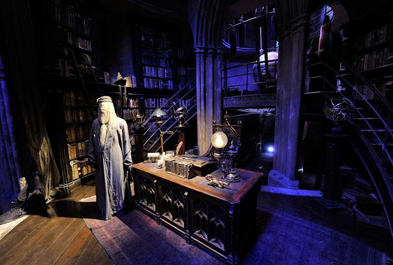 """Fans in London can venture just outside the city to the Warner Bros. Studio Tour London — The Making of Harry Potter, in Leavesden. The experience offers a behind-the-scenes look at the movies, as well as signature treats like Butterbeer and Butterbeer ice cream.The general Warner Bros. Studio Tour in Hollywood also features a some """"Harry Potter"""" items and experiences."""