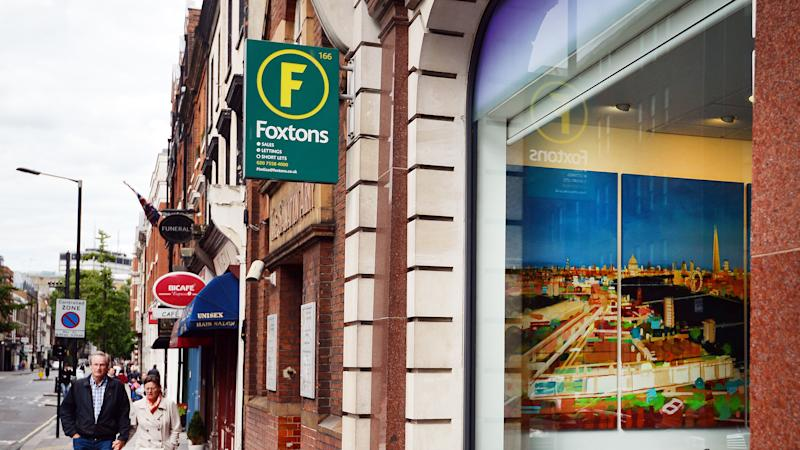 Foxtons profits wiped out amid Brexit gloom on housing market